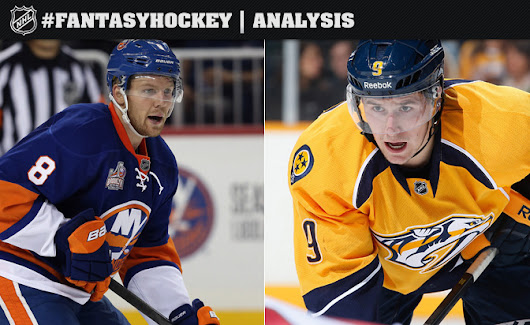 Fantasy hockey rookies have high upside for 2014-15 NHL season
