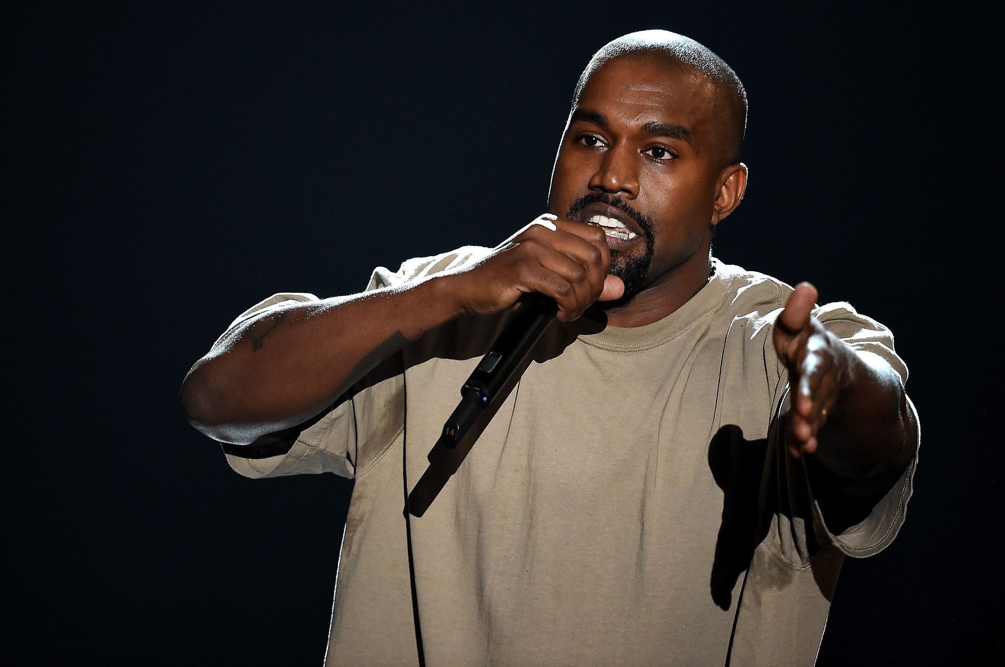 Image result for kanye west 2015