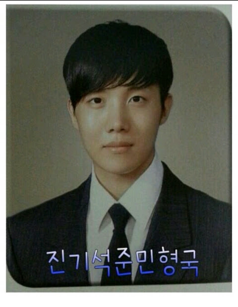 방탄소년단 - JHope Pre-Debut Photo Collection - NW