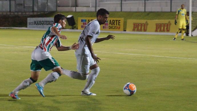 ABC x Baraúnas (Foto: Augusto Gomes)