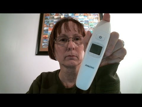 Ankovo Dual-mode Infrared Thermometer: #Review