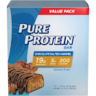 Pure Protein Protein Bar, Chocolate Salted Caramel, Value Pack - 12 pack, 1.76 oz bars