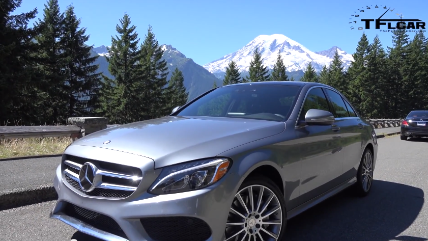 2015 Mercedes-Benz C300 4Matic - Entry Level, But High-End ...