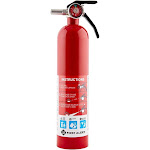 First Alert HOME1 Multipurpose ABC Rechargeable Fire Extinguisher