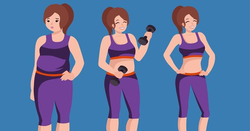 6-Minute Workout That Helps You Lose Belly Fat