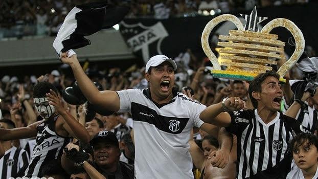 O Ceará foi anunciado recentemente como novo integrante da Primeira Liga