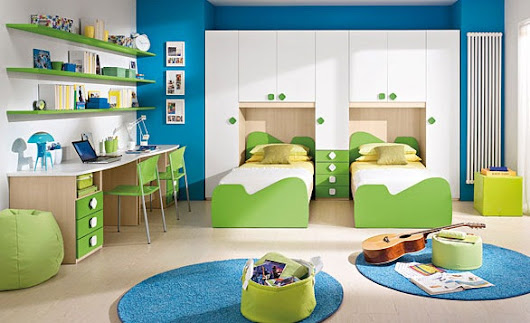 Do you want to have your kid's room with a purposeful decoration?