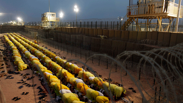 Islam-row-of-butts-prison