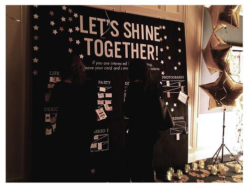 Let's Shine Together!
