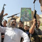 Thousands of Iraqi Shiites join military to turn back ISIS militants