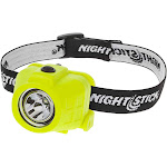 Nightstick XPP-5452G Intrinsically Safe Dual-Function Headlamp - Green