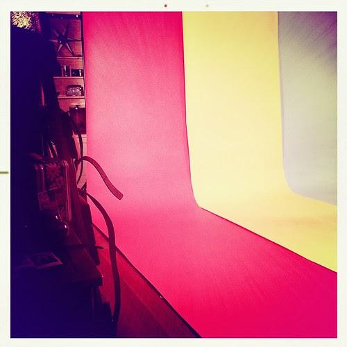 Red Velvet Photo Shoot