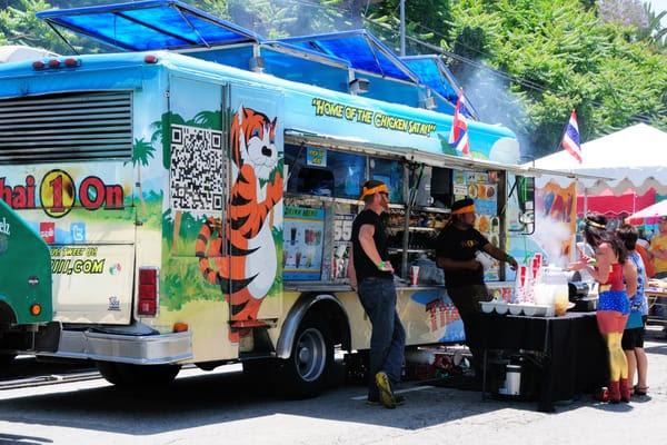 San Diego Food Truck Festival November
