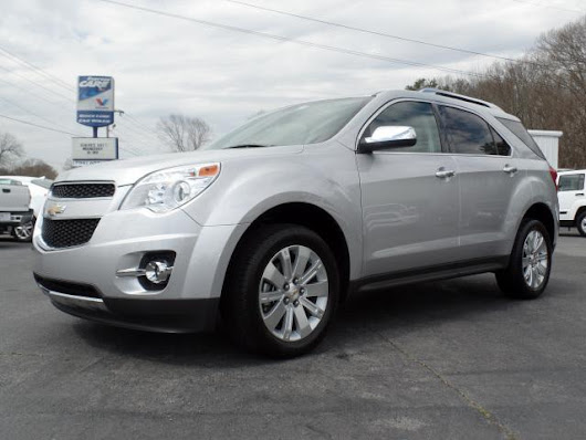 Used 2011 Chevrolet Equinox for Sale in Calhoun GA 30701 Calhoun Auto Outlet
