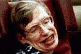 Hawking: Couldn't escape