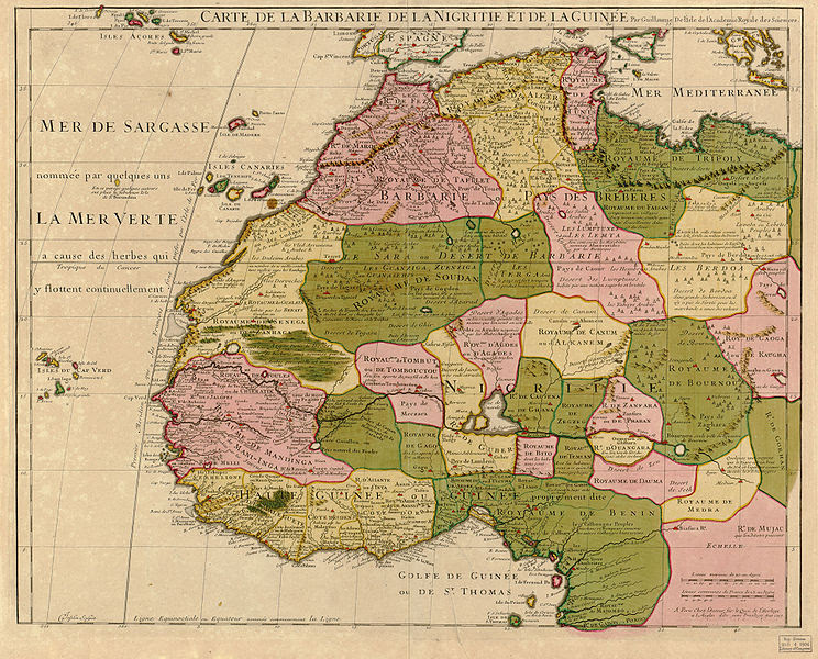 File:Guillaume Delisle North West Africa 1707.jpg
