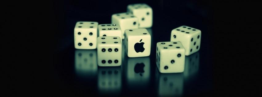 Share Bộ ảnh bìa Facebook Logo Apple