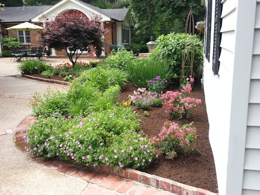 Saint Louis Landscaping and landscaping services.