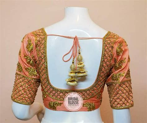 Take Iconic Silk Saree Blouse Inspirations From This Label