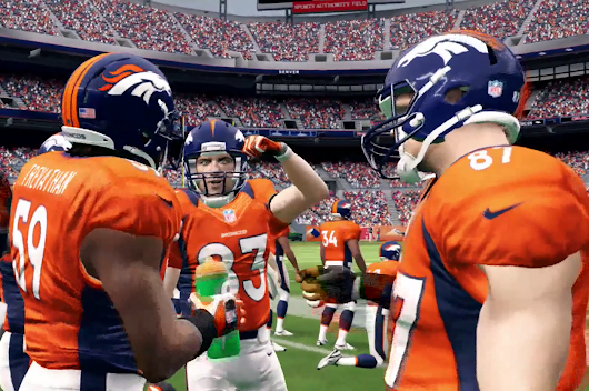 Title Game Madden Simulations