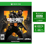 Call of Duty: Black Ops 4 Xbox One + 1 Month Game pass + 1 Month Xbox live