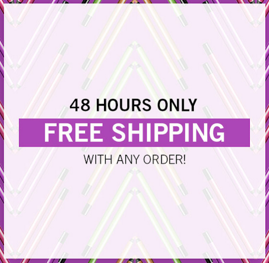 Shu Uemura free shipping site wide + 30% off entire purchase - Gift With Purchase