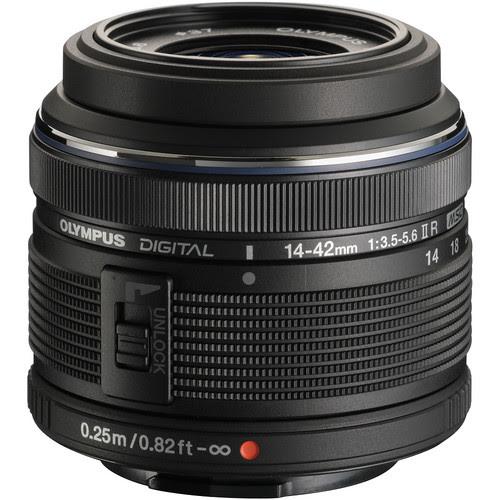 Olympus M.Zuiko Digital ED 14-42mm f/3.5-5.6 II R Lens