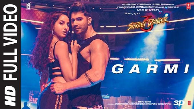Garmi lyrics - Badshah, Neha Kakkar