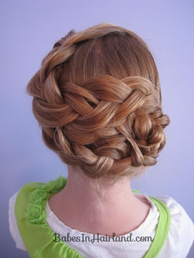 Triple Braided Updo from BabesInHairland.com (12)