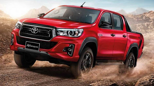 Toyota Australia to put 'lux' into the Hilux - ForceGT.com