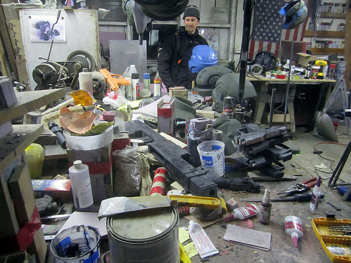 Workshop Mess 2