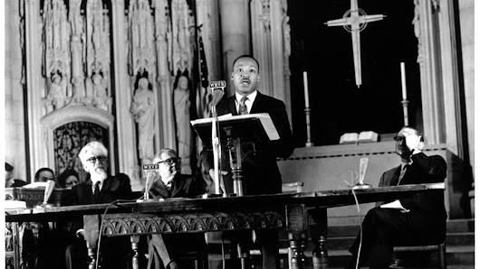Martin Luther King's Most Controversial Speech: Beyond Vietnam