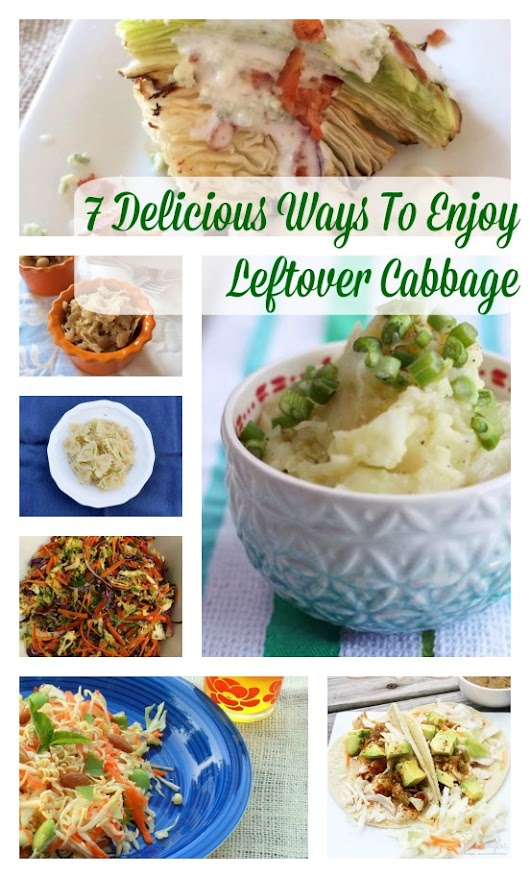 Easy Ways to Use Leftover Cabbage