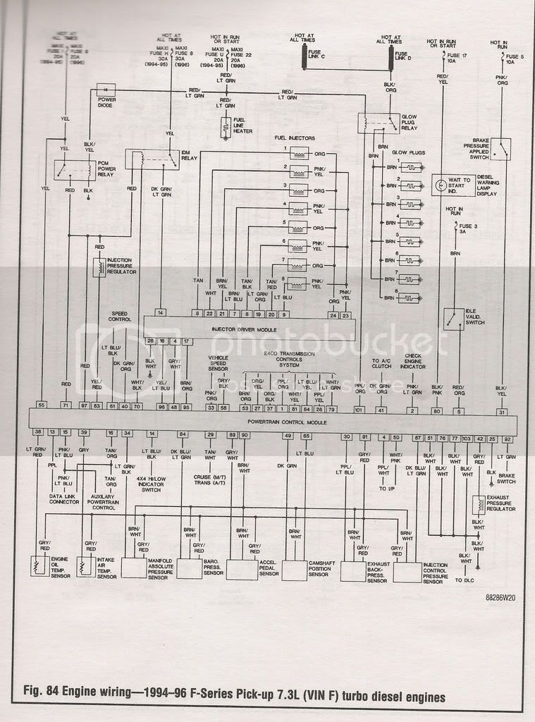 Ford 3 3l Engine Diagram