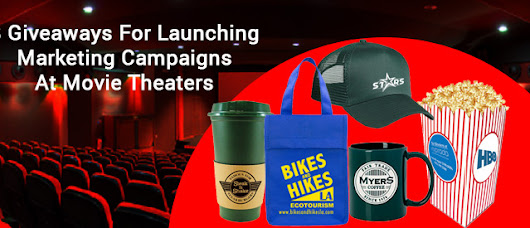 Movie Promo Items to Launch Marketing Campaigns