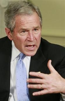 Bush US Poland