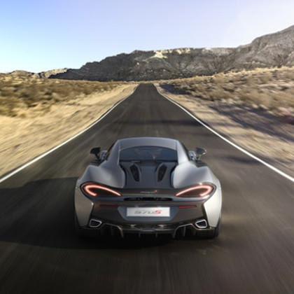 Why the 570S Coupé is the best McLaren to date | The Gentlemans Journal | The latest in style and grooming, food and drink, business, lifestyle, culture, sports, restaurants, nightlife, travel and power.