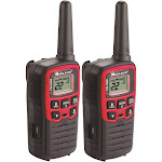 Midland - E+Ready X-TALKER 26-Mile, 22-Channel FRS/GMRS 2-Way Radios (Pair)