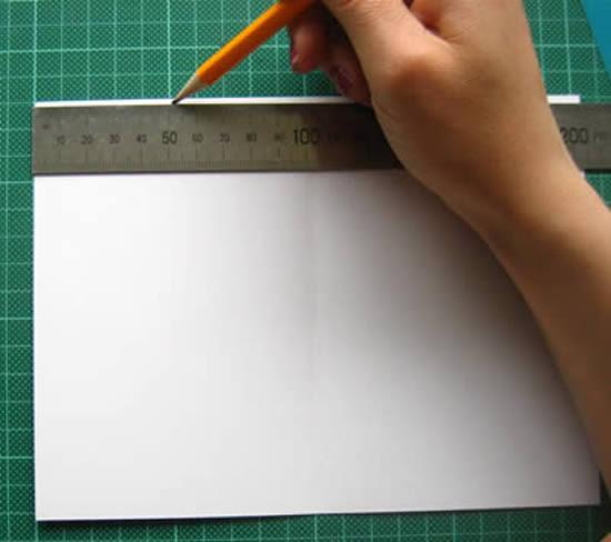 Criando o cartão passo a passo para o Dia dos Pais
