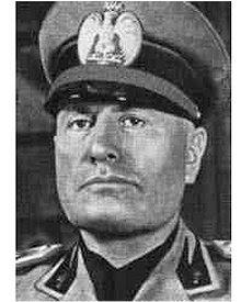 ditador italiano