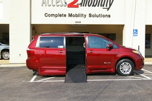 Wheelchair Vans For Sale Blvd Com