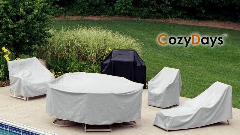 72 76 Oval Or Rectangular Table Without Umbrella Hole Cover