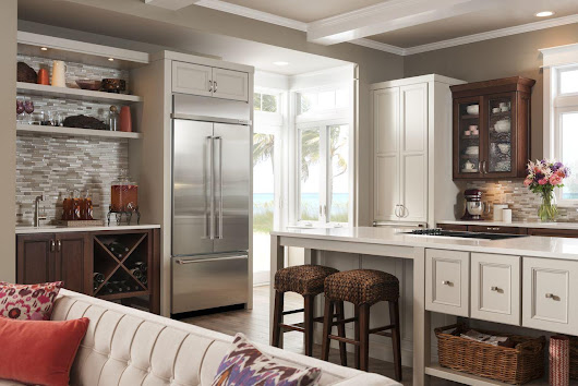 The Pros and Cons of Counter Depth Refrigerators