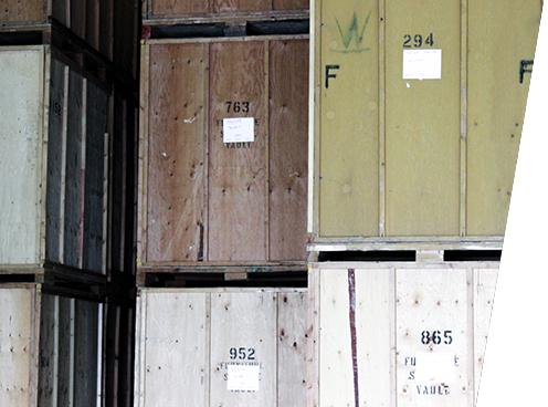Warehouse Overstock Storage - Redpath Relocations