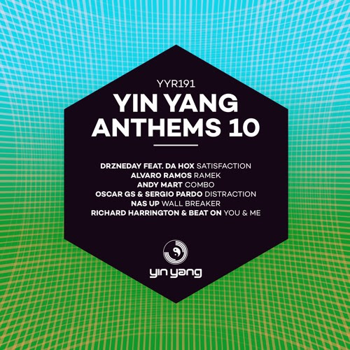 YYR191 : Andy Mart - Combo (Original Mix) by Yin Yang Records