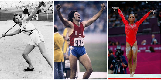 The Most Iconic Olympic Moments of the Past 100 Years