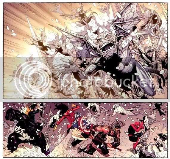 Vingadores e Thor