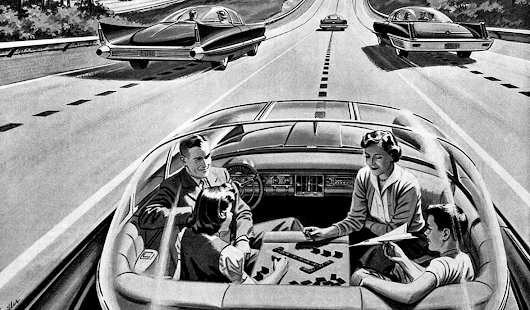 Self-Driving Cars: Have We Completely Lost Our Minds?