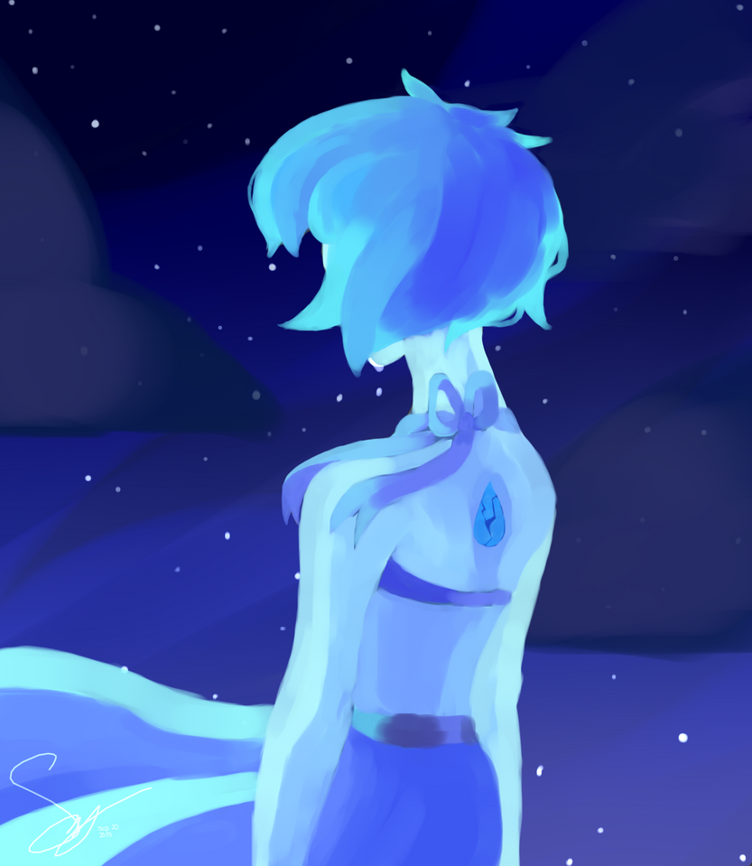 I really flipping love lapis for some reason and I have no idea what to name all of these lapis pictures Tumblr:kunkaii.tumblr.com/post/129511… Art is mine, do not steal Character is L...