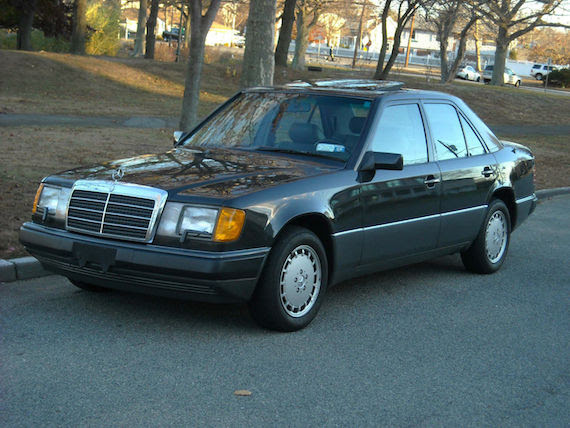 1990 Mercedes-Benz 300E with 20k Miles | German Cars For ...